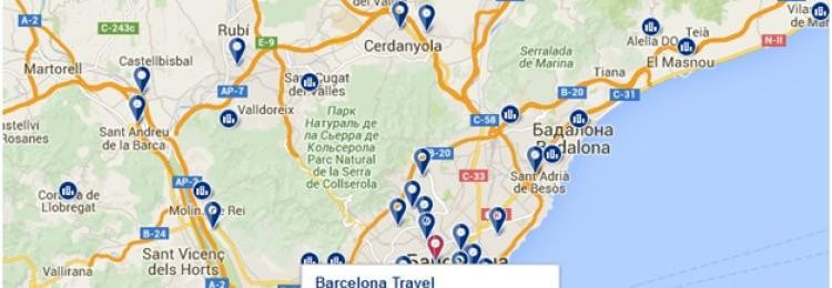Диплом Разработка тура «Барселона — вчера и сегодня»